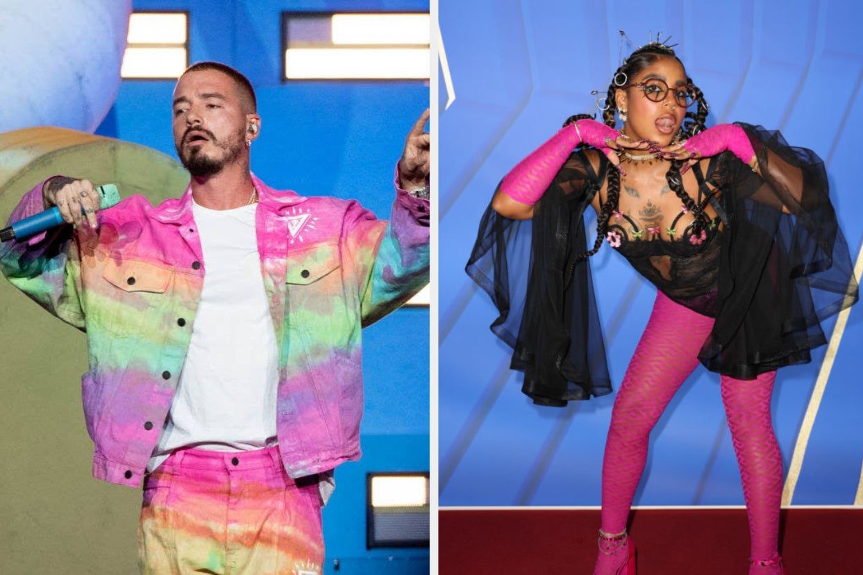 """J Balvin Said He's About """"Tolerance, Love, And Inclusivity"""" After His """"Perra"""" Music Video Was Accused Of Perpetuating Misogynoir"""
