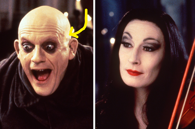 Everyone Matches One Member Of The Addams Family — Let's Find Out Who You Are