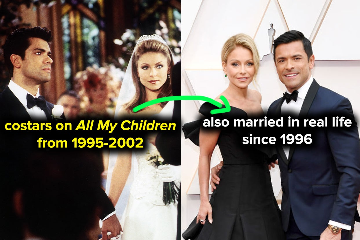 15 Married Celeb Couples Who Starred In TV Shows Together