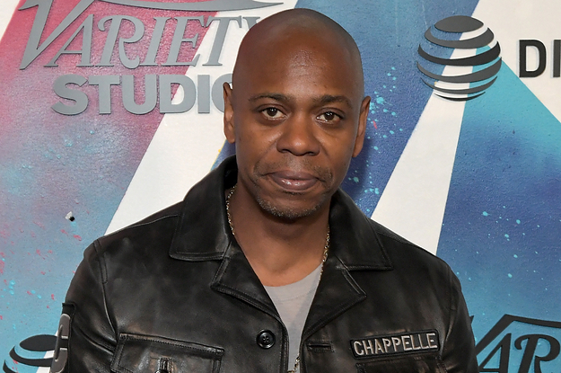 """Dave Chappelle Says He Stands By What He Said In """"The Closer"""" But Is Willing To Discuss It With The Transgender Community"""