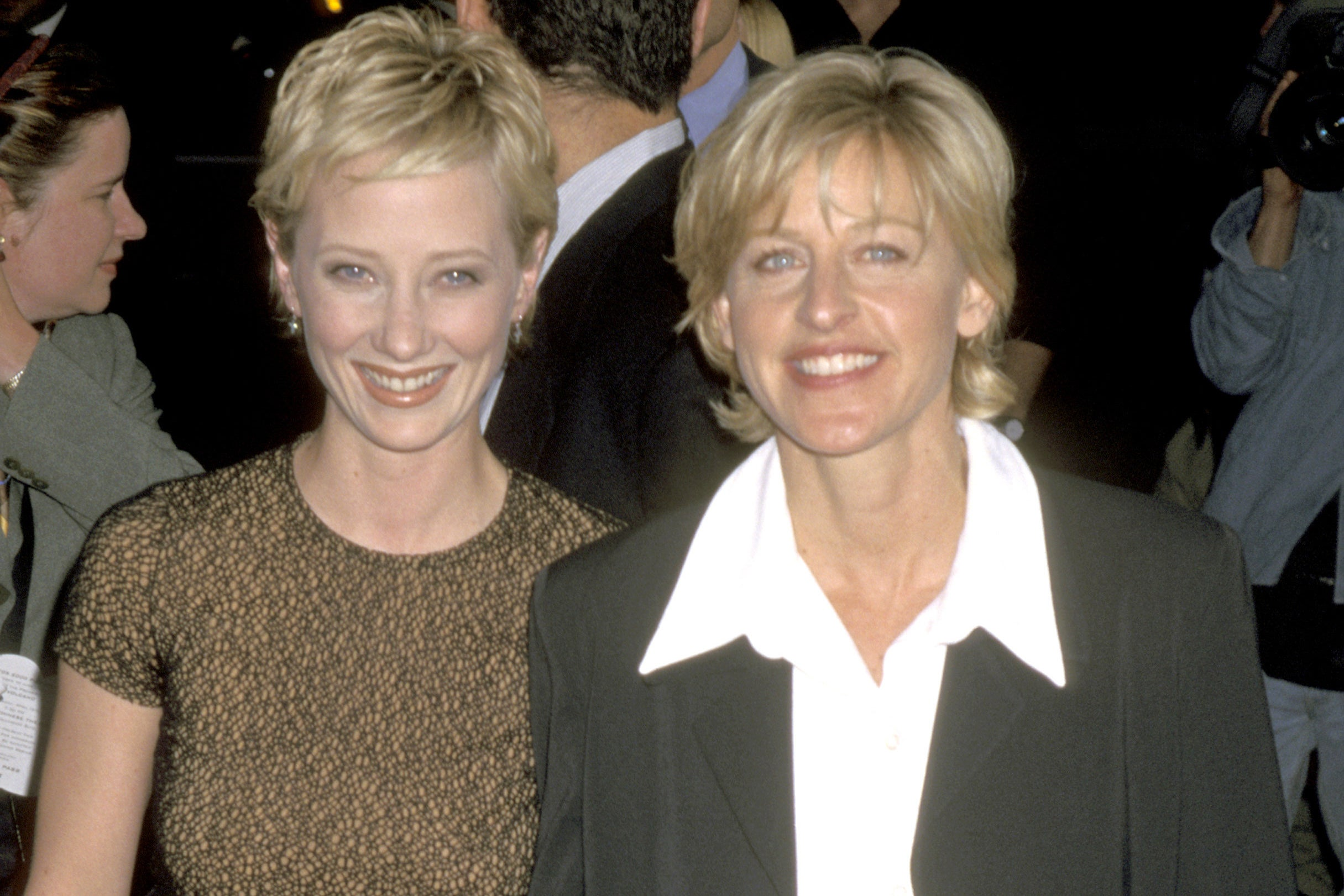 Anne Heche Revealed She Didn't Do A Studio Film For A Decade After Going Public With Ellen DeGeneres