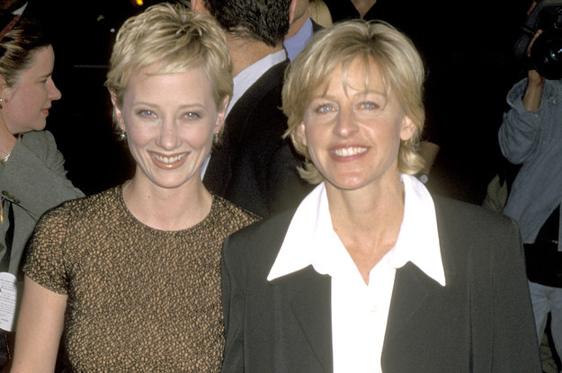 buzzfeed.com - alexgurley - Anne Heche Believes She Was 'Blacklisted' In Hollywood For Dating Ellen DeGeneres