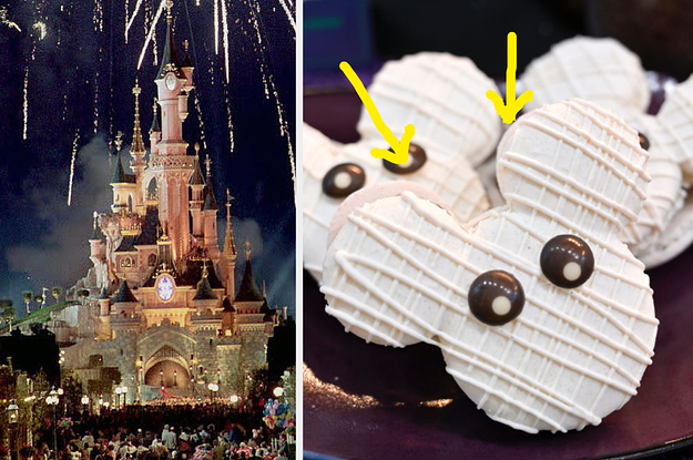 Eat An 8-Course Dinner To Reveal Which Disney Park You Should Visit Next
