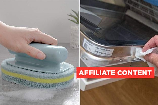 27 Products That Made Me Wonder If I'd Ever Cleaned My Home Correctly