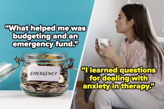 16 Simple Things That People Say Helped Them Feel Less Worried About Money