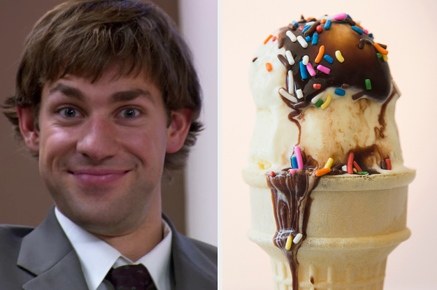 """Mayo And Black Olives Isn't An Option, But Make A Sundae And We'll Tell You Which """"The Office"""" Character You Are"""
