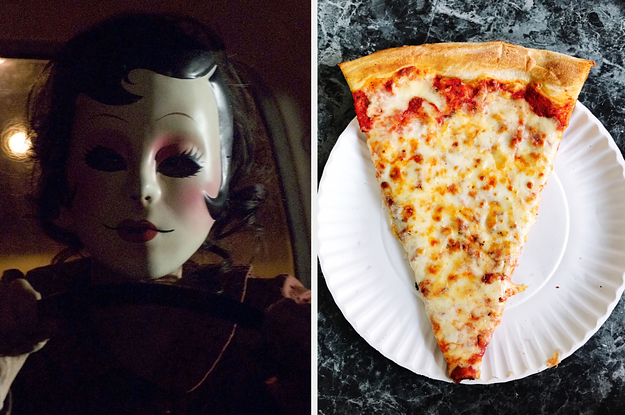 It's Kinda Scary, But Your Pizza Order Will Reveal The Perfect Horror Movie For You