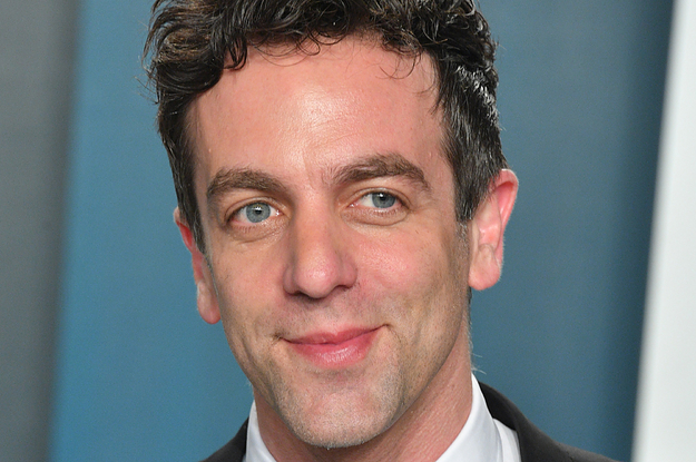 A Photo Of BJ Novak Was Accidentally Deemed Public Domain, And Now His Face Is Printed On Personal Care Items And Household Products Across The World