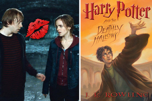 """Some """"Harry Potter"""" Scenes Just Hit Different In The Books — Do You Prefer These Iconic Scenes In The Movies Or In The Books?"""