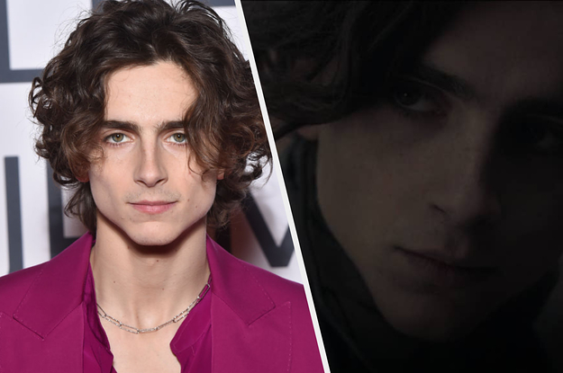 """I Didn't Understand The Thirst For Timothée Chalamet, But Then I Saw """"Dune"""""""