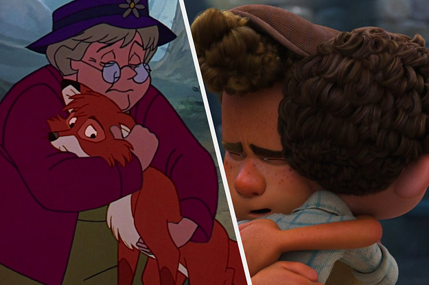 17 Disney Moments That Were So Heartbreakingly Real, I'm Sure They Forgot They Were Making Kids' Films
