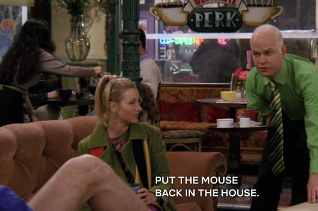 """17 """"Friends"""" Scenes Where Gunther Was The Funniest Character On The Show"""