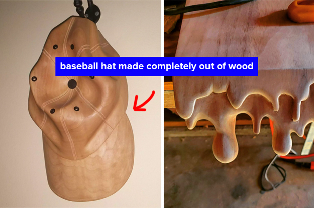 25 Times People Transformed A Simple Piece Of Wood Into An Unfathomably Cool Thing