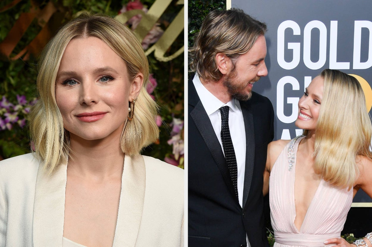 """Dax Shepard Got Super Real About How He And Kristen Bell Are Explaining Sex To Their 6- And 8-Year-Old Daughters After Admitting He Won't """"Protect"""" Their Virginity"""