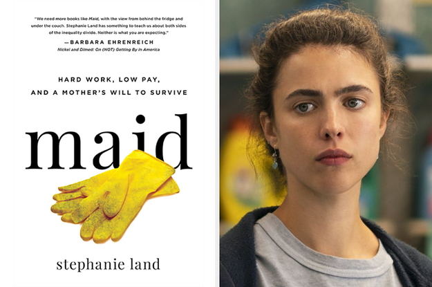 """17 Facts About The Real """"Maid:"""" Stephanie Land's Novel Is So Much More Than The Netflix Series"""