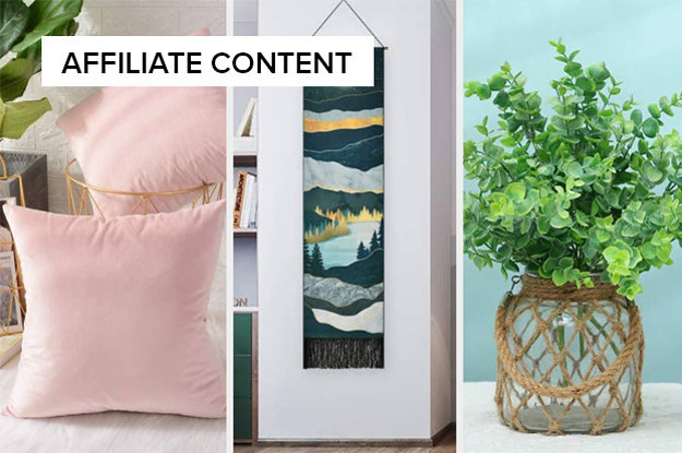 20 Amazing Pieces Of Decor Under £10 To Elevate Your Home On A Budget