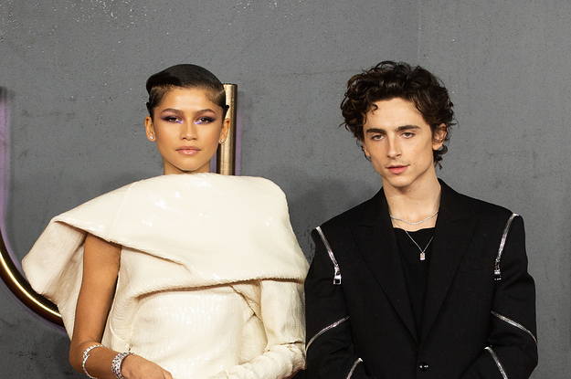 """Oh, So This Is Why Zendaya Only Has Seven Minutes Of Screentime In """"Dune"""""""