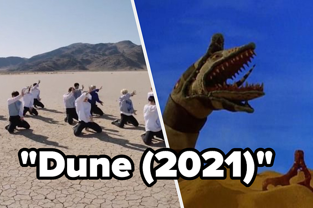 """23 Tweets That Prove The """"Dune (2021)"""" Meme Is Undefeated"""