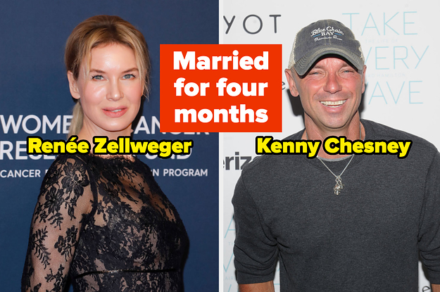 21 Celebrity Couples Who Have Made Their Marriages Work For Over 20 Years, And 15 Who Couldn't Make It Through The First Year