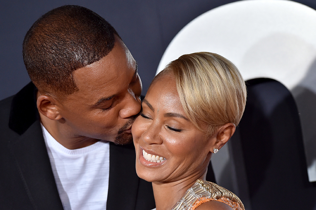 Jada Pinkett Smith Got Real About What She And Will Smith Do To Keep Their Sex Life Going Strong
