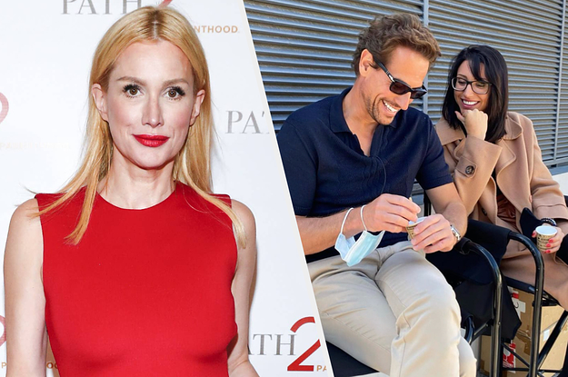 Ioan Gruffudd's Estranged Wife Alice Evans Is Accusing Him Of Cheating On Her For The Past Three Years