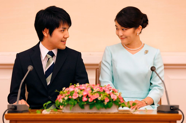 Princess Mako Of Japan Gave Up Her Royal Title To Marry Her