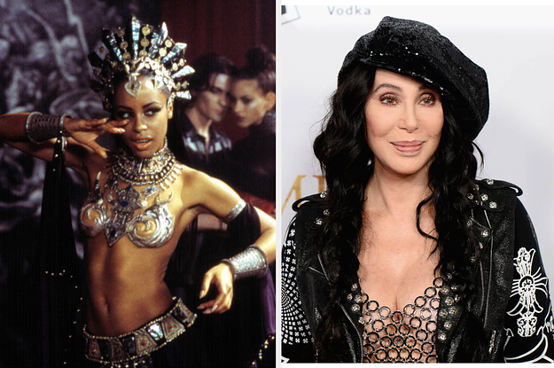 """The """"Queen Of The Damned"""" Director Revealed That Cher Was Almost Cast Instead Of Aaliyah"""