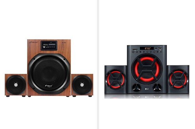15 Speaker Systems That Are On Sale For Over 25% Off For Just A Few Days More
