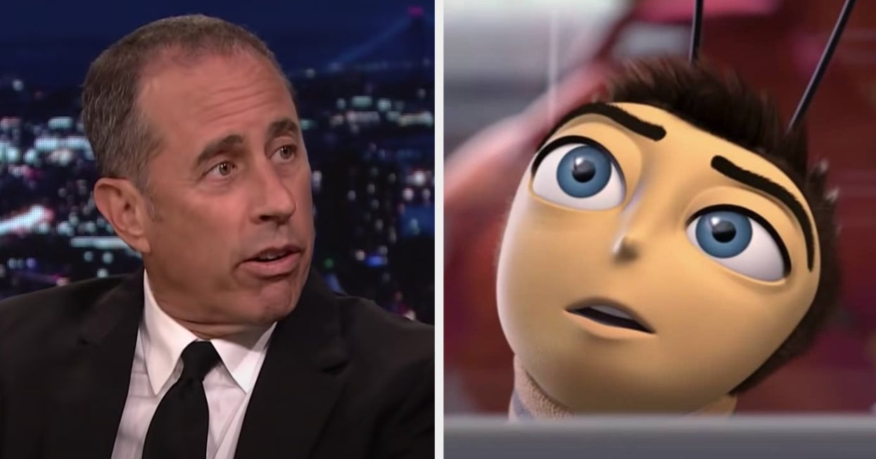 """Jerry Seinfeld Apologized For The """"Sexual Aspect"""" Of """"Bee Movie"""" thumbnail"""