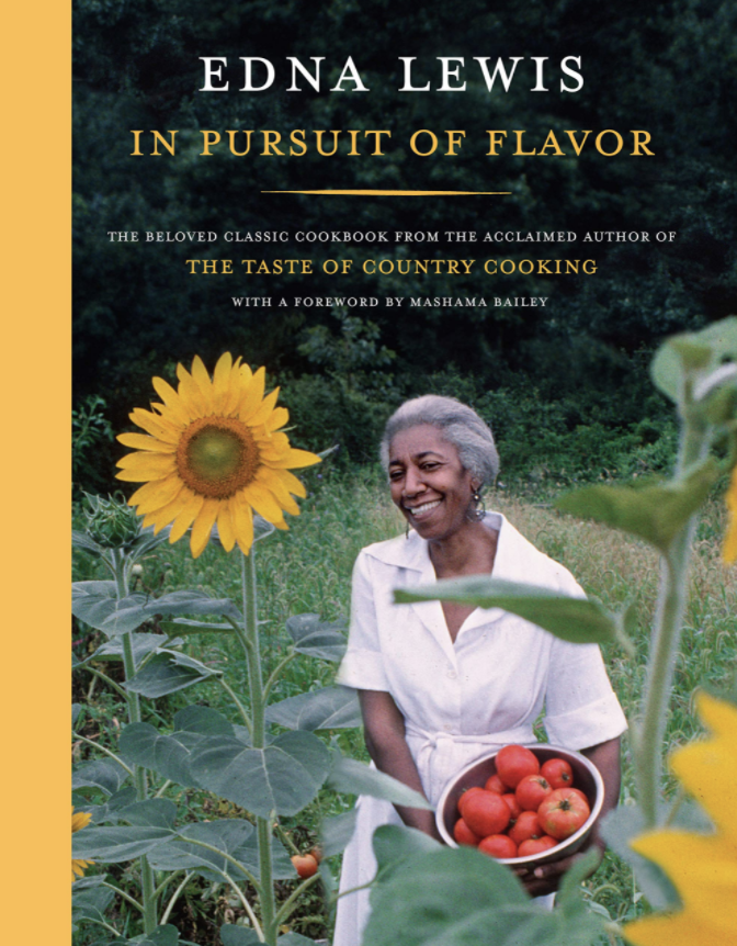 """The cover of Lewis's """"In Pursuit of Flavor"""""""