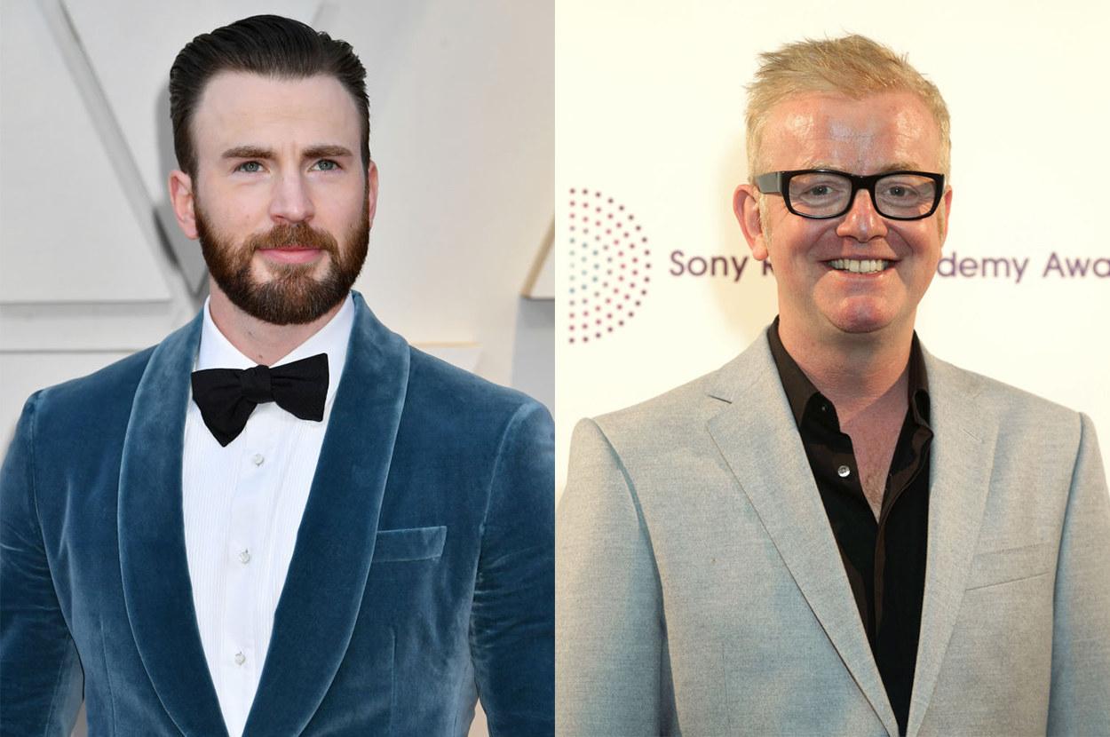 """Captain America"" actor and ""Top Gun"" host"
