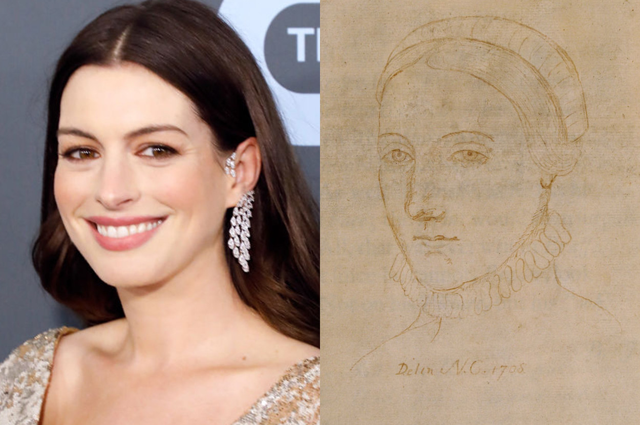 """""""Princess Diaries"""" actor and Shakespeare's muse"""