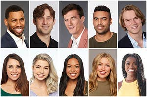 Contestants from The Bachelor and The Bachelorette