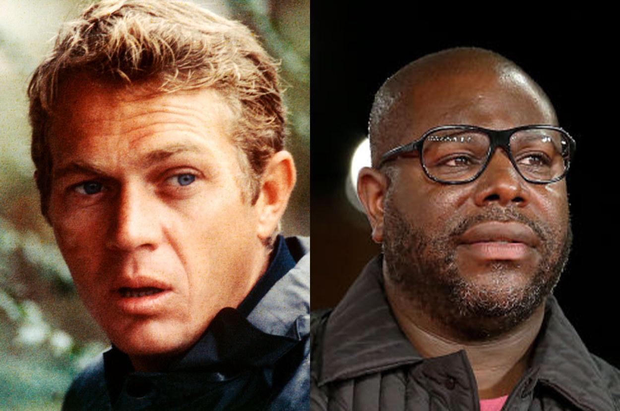 """""""Nevada Smith"""" actor and """"Small Axe"""" director"""