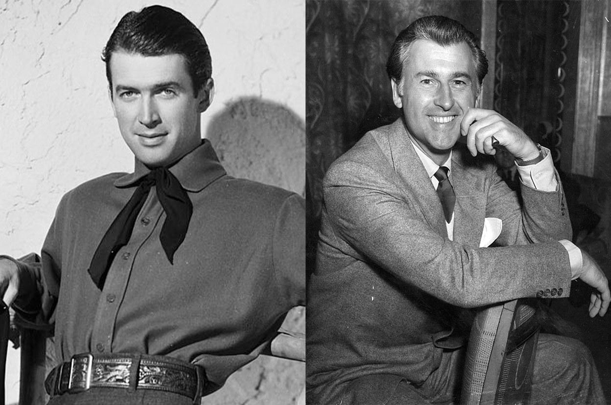 """Rear Window"" actor and ""North to Alaska"" actor"