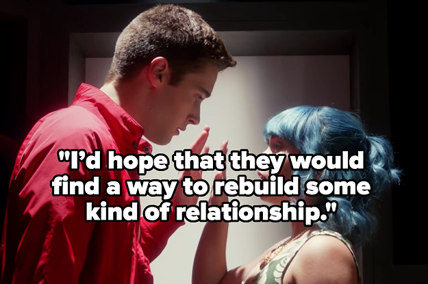 Degrassi Stars Amanda Arcuri And Eric Osborne Were Terrified To Work Together At First, And A Bunch Of Other Behind-The-Scenes Secrets We Learned