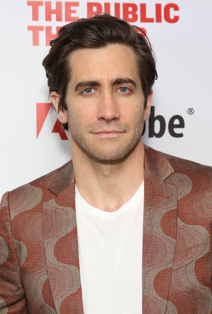 """Jake Gyllenhaal attends the """"Sea Wall / A Life"""" opening night"""