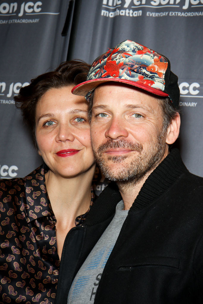 Maggie Gyllenhaal and Peter Sarsgaard attend 'To Dust' New York Screening