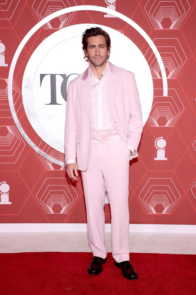 Jake Gyllenhaal attends the 74th Annual Tony Awards