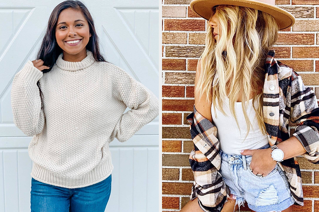 30 Snuggly Things You'll Want To Wear From Now Until March