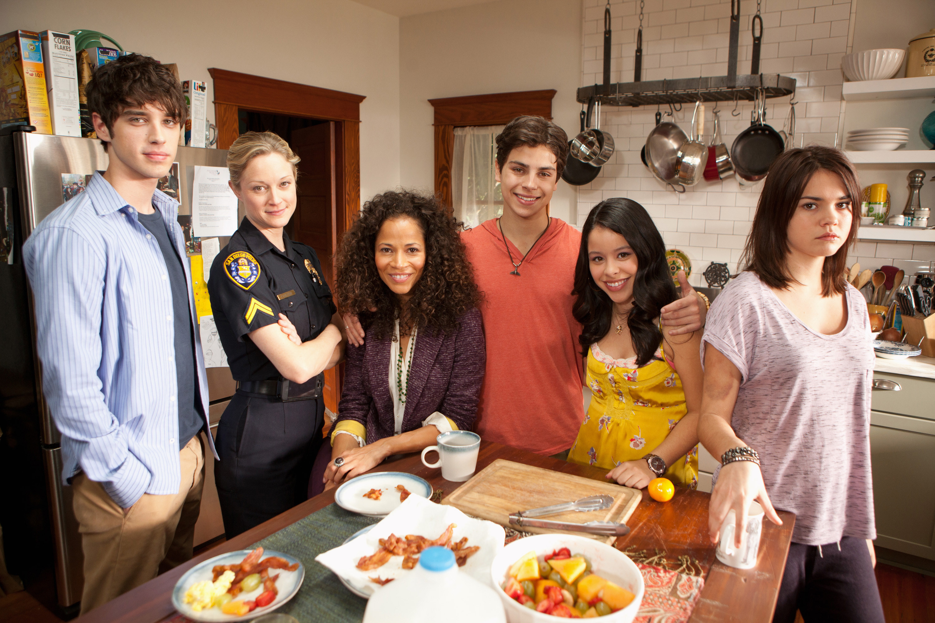 the Fosters family
