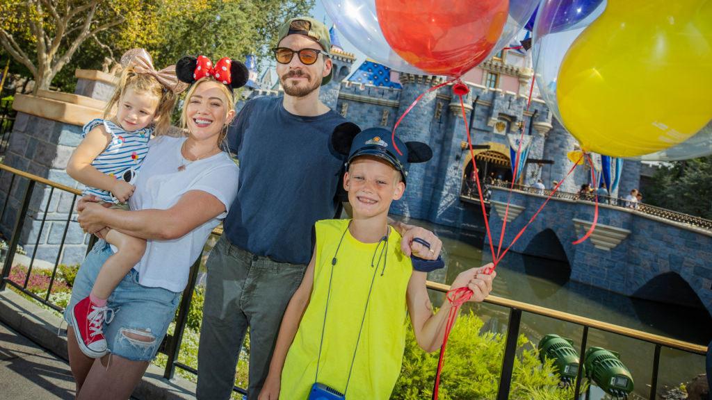 her husbandMatthew Koma and her oldest two kids