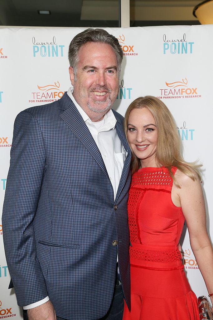 her husband Greg Covey