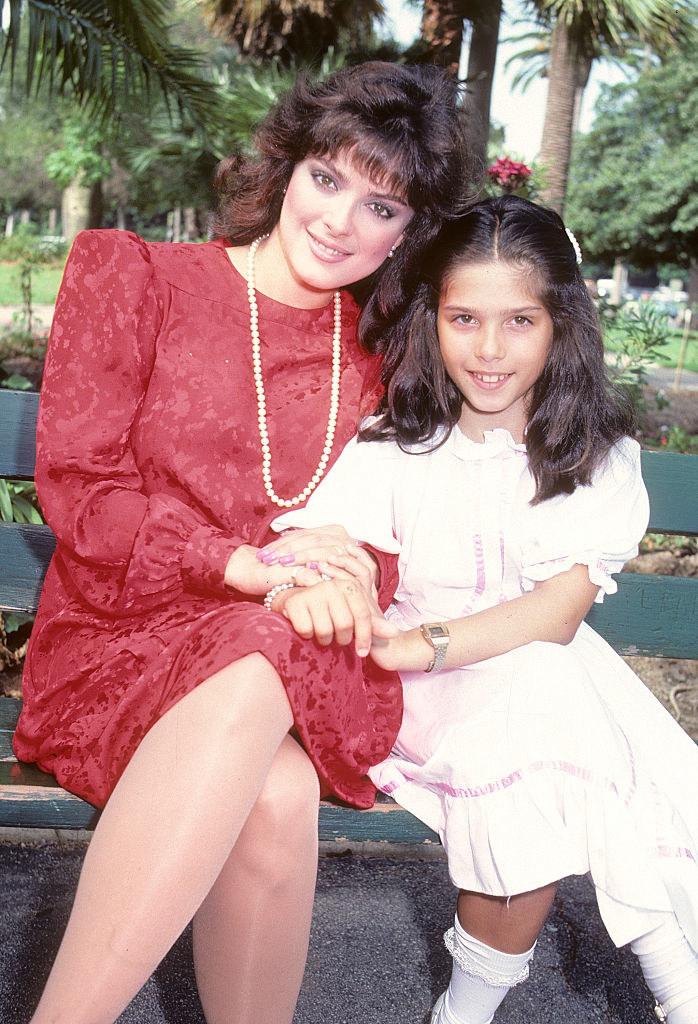 her daughter Vanessa