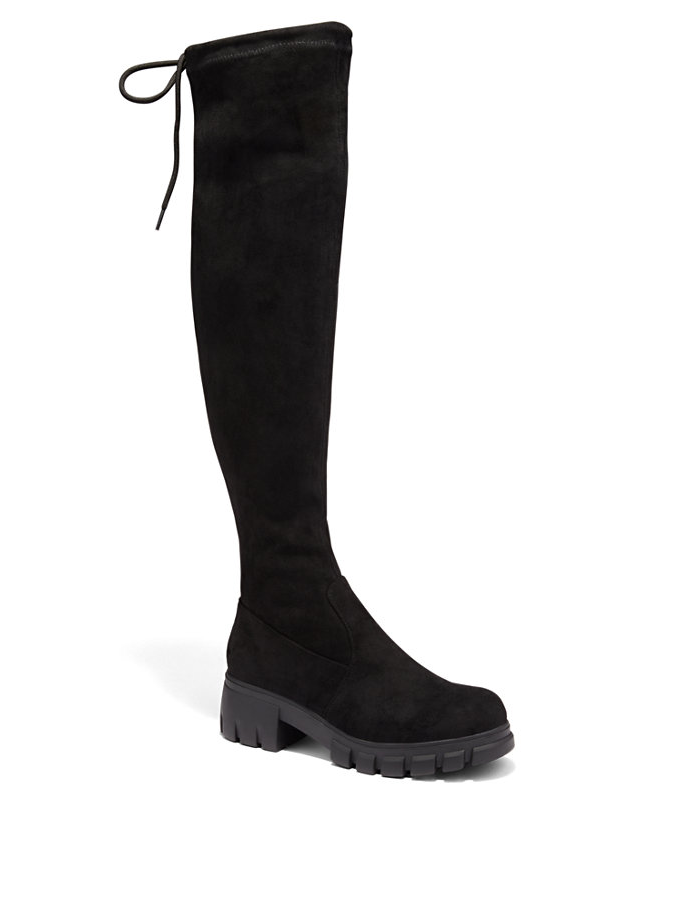the black boot