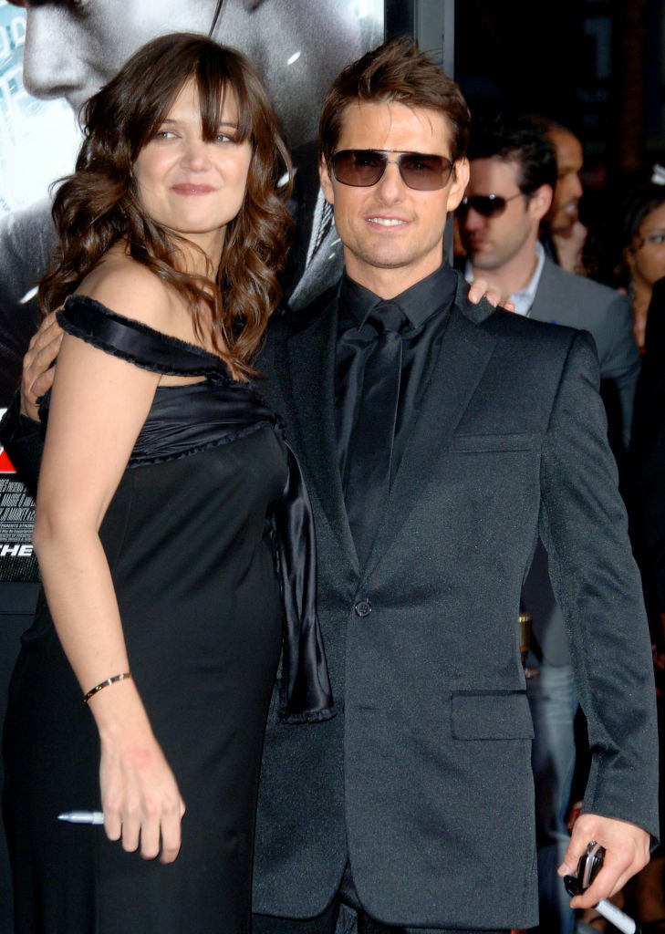 at the mission impossible 3 premiere
