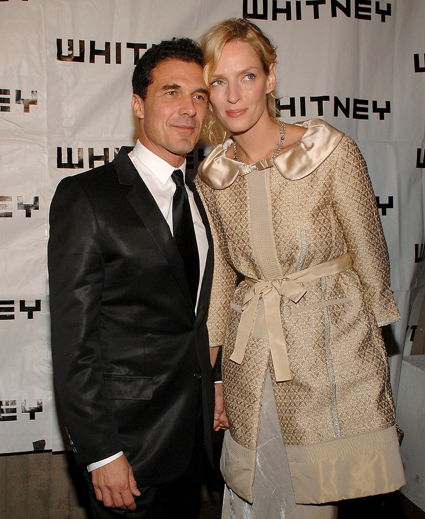 at a whitney museum gala
