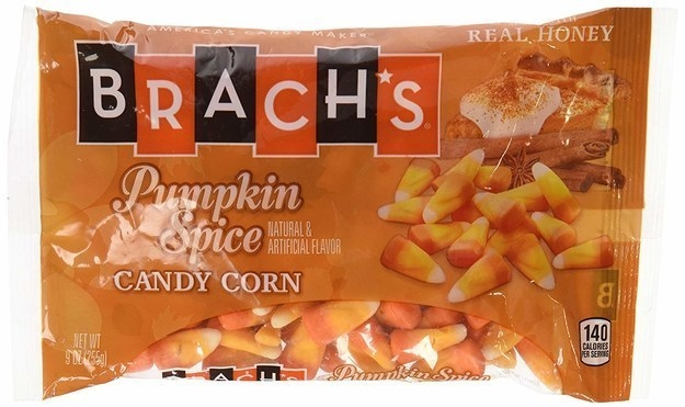 Pumpkin Spice flavored Candy Corn