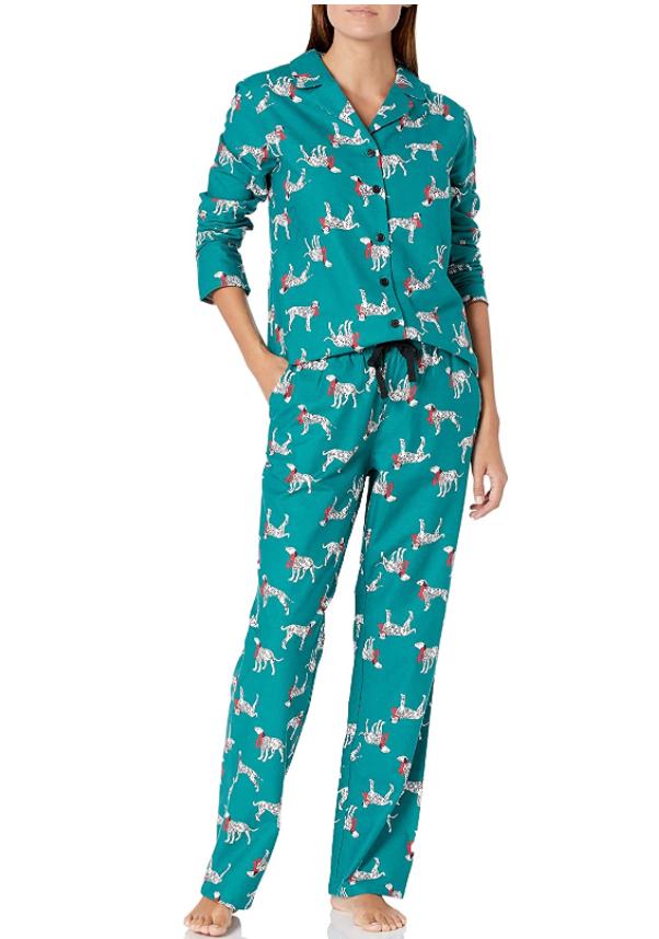 pijama de manga larga 100% algodón
