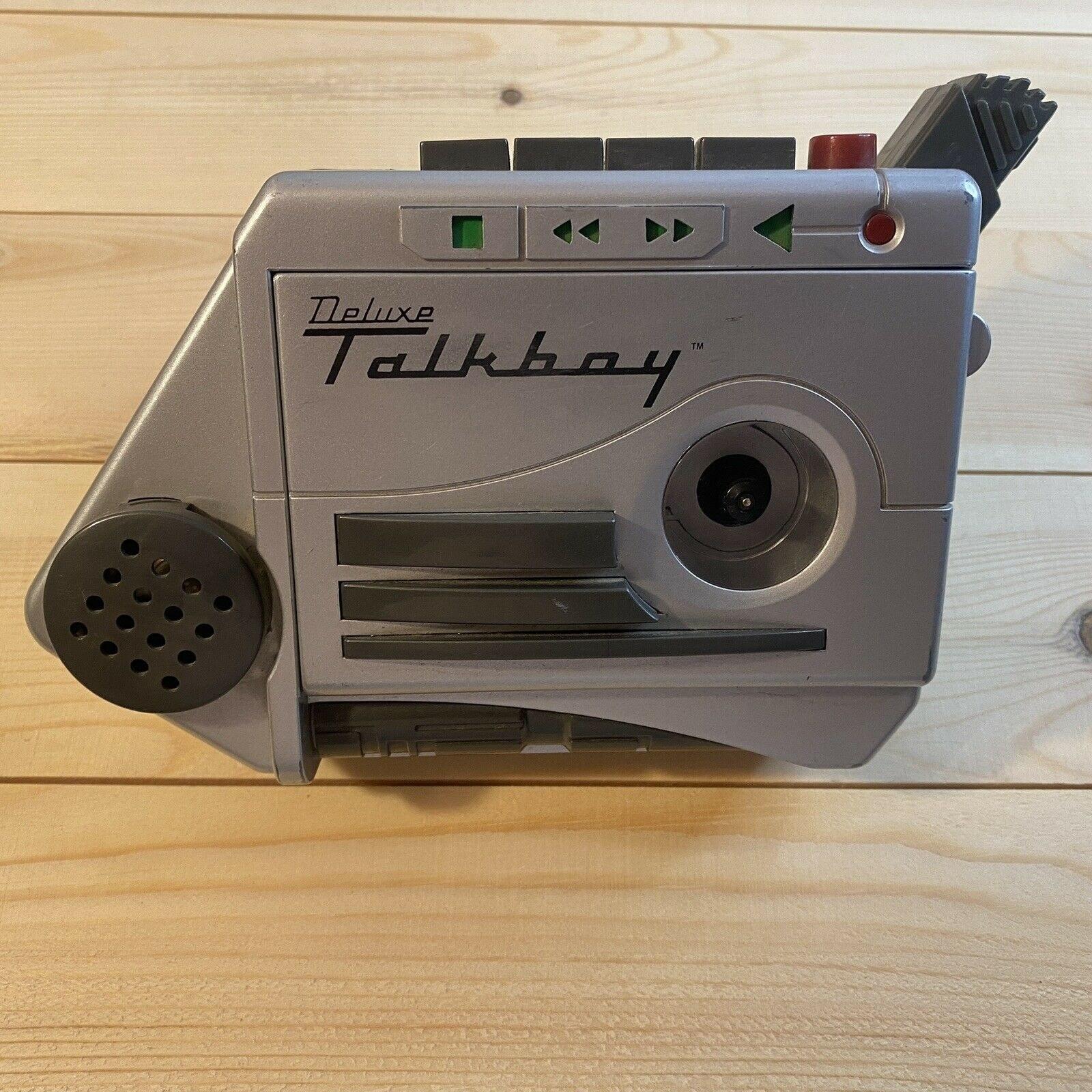 a talkboy on a table
